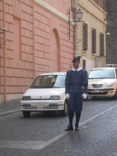 梵蒂崗瑞士衛兵團