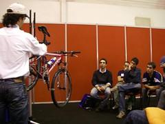Workshop de Mecânica Básica de Bicicletas