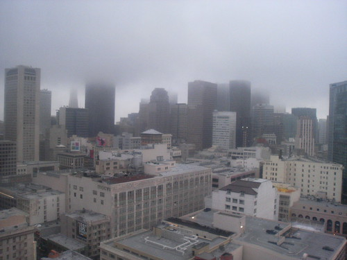 Foggy SF