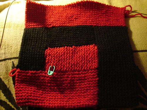 Red&Black Blanket