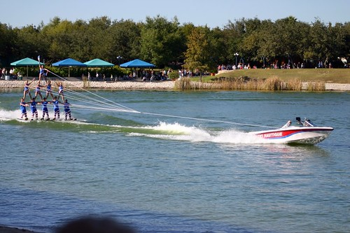 Sea World - Water Ski Show