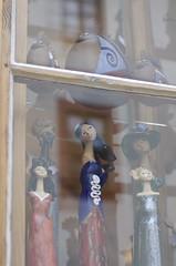 Window of Puppet Shop