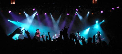 Tragically Hip at the Commodore