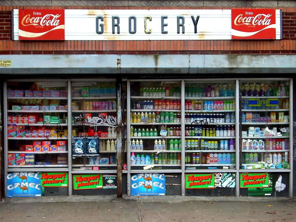 grocery, flatlands