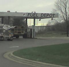 Fuel Depot, Delaware OH