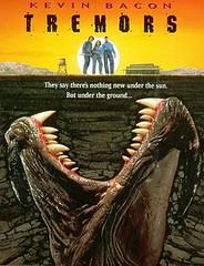 Tremors Poster