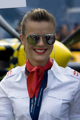 Red Bull Girl (Snapshot 2)