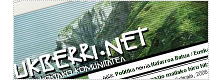 ukberri.net eskualdeko egunkari digitala