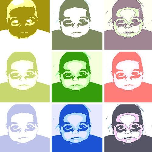 Warhol Marlie