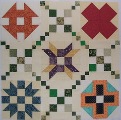 Lotto Blocks sampler