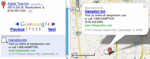 Screenshot - ads-on-the-map