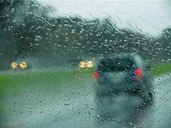 Panasonic FZ30 footage clip: rain