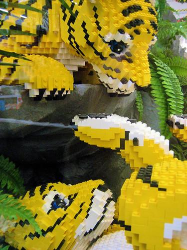 Lego Tigers