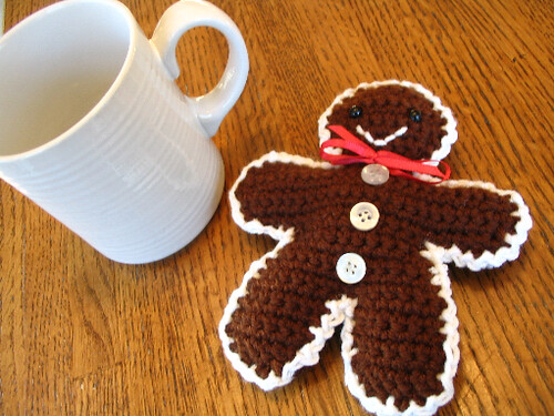 Crochet Pattern For Gingerbread Man Free Patterns For ...