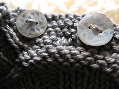 Spotty buttons