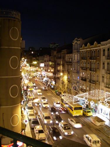 Figura exemplificativa do paradigma urbano português