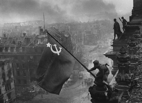 Red Army over Swastika