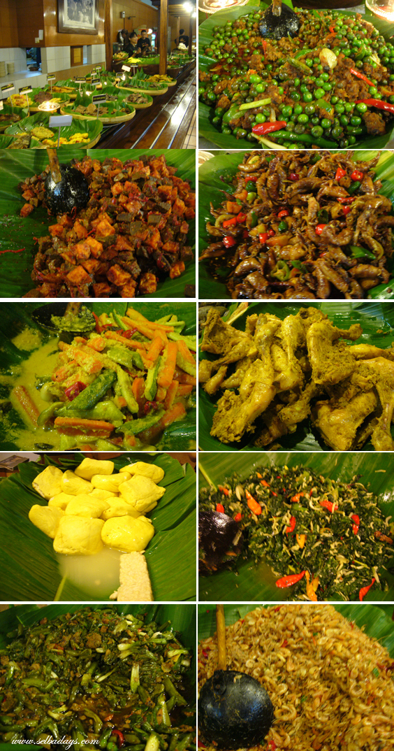 Selby's Food Corner: Bumbu Desa - Bandung