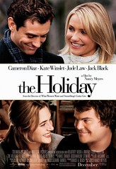 The Holiday Jude Law Cameron Diaz Kate Winslet Jack Black