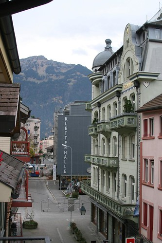 Our Daytime View, Interlaken