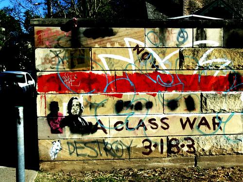 Newtown graff