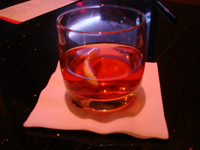 Sazerac at the Rib Room