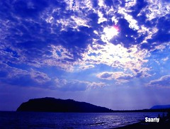 Amazing clouds in Alanya - Turkiye photo by *Saariy*