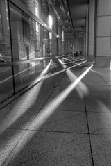 AMA Building shadows photo by spudart