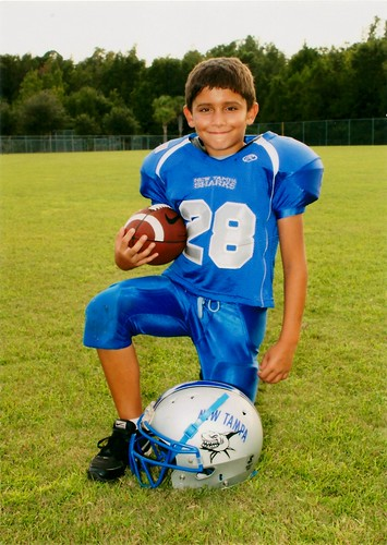 Owen 2010 football photo