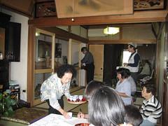 横井庄一記念館の室内