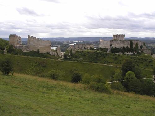 Les Andelys-Chateau Gaillard HY 007
