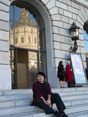 Ziggy at War Memorial Opera House