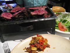 El tinglao de la carne