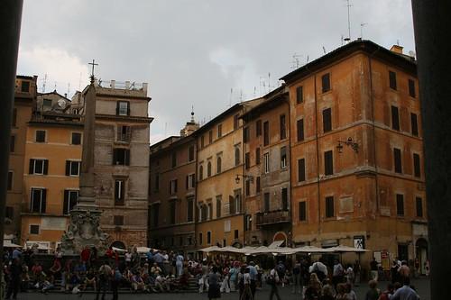 Piazza della Rotunda, Roma