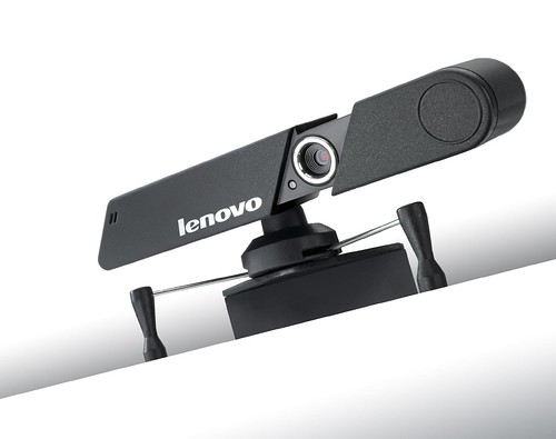 how to turn on lenovo web camera