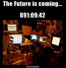 Deus City Countdown