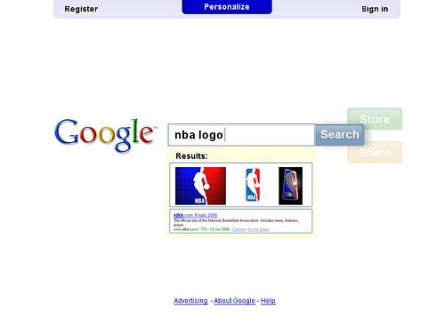 Google Mockups 3