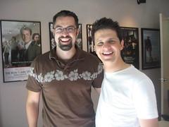 Me & John Lehr