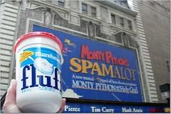 Fluff Spamalot