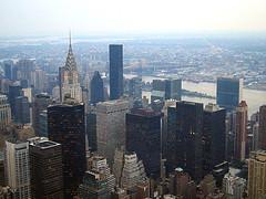 Nova Iorque - Outubro 06 - Vista Empire State Bulding