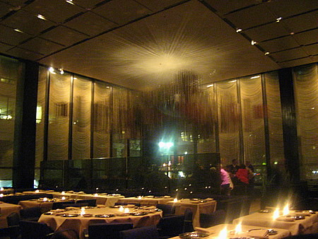 Nyc Dining The Four Seasons Off The Broiler