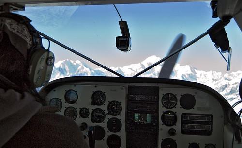 Approaching Denali