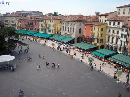 Piazza Bra.