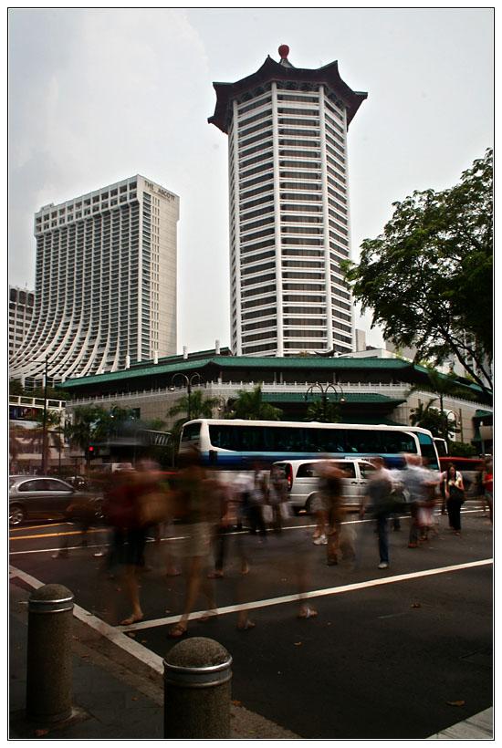 Singapore : Move #1