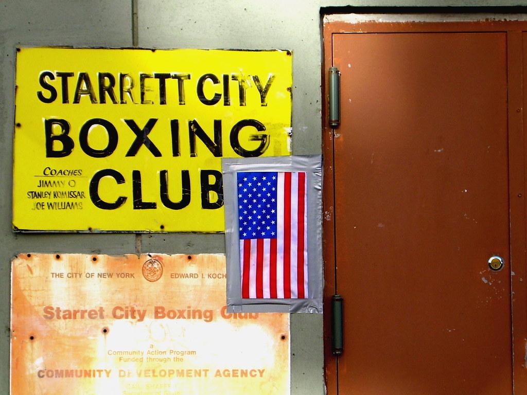 starrett city boxing club