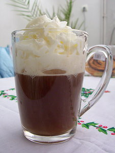 Authentic Irish Coffee