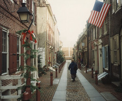Oldest street in Philadelphia