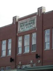 PRR Fruit Auction and Sales Building, Pittsburgh