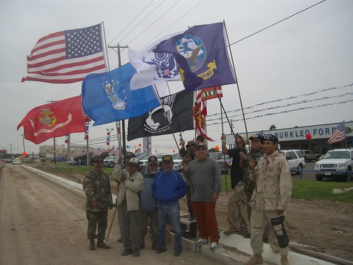 Group Picture of America's Last Patrol Post #3