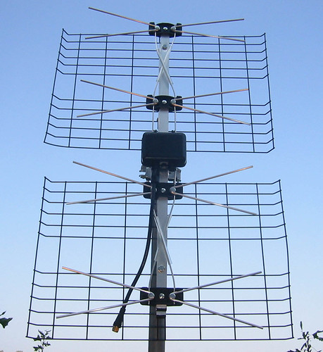 Build my own hdtv antenna